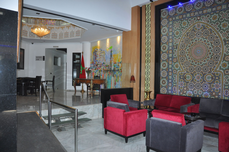 Hotel Washington, Casablanca