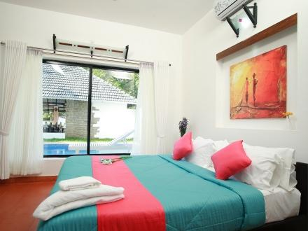 Mayas Beach House - Boutique Serviced Villa, Alappuzha