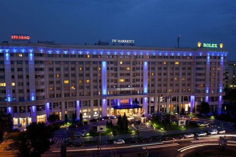 JW Marriott Bucharest Grand Hotel, Municipiul Bucuresti