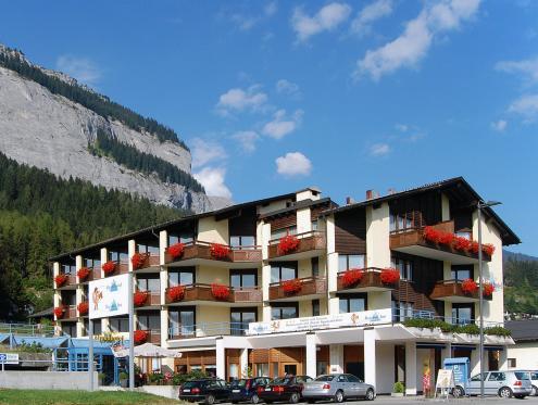 Alpenhotel Flims, Imboden