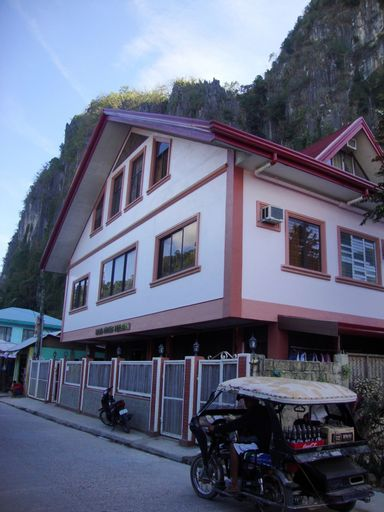 Lolo Oyong Pension House, El Nido