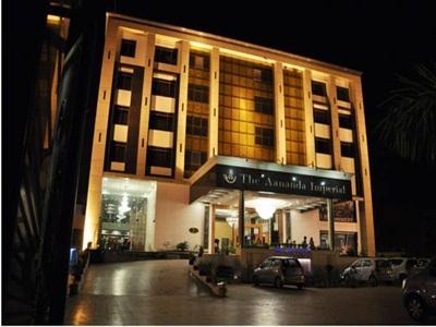 Hotel Aananda Imperial, Bilaspur