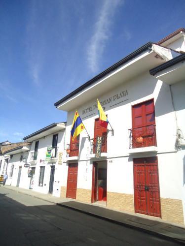Hotel Popayan Plaza, Popayán