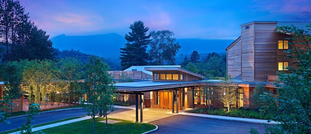 Topnotch Resort and Spa, Lamoille