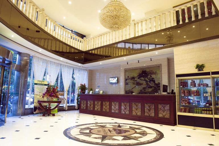 GreenTree Inn Changzhou Changwu Gufang Road Express Hotel, Changzhou