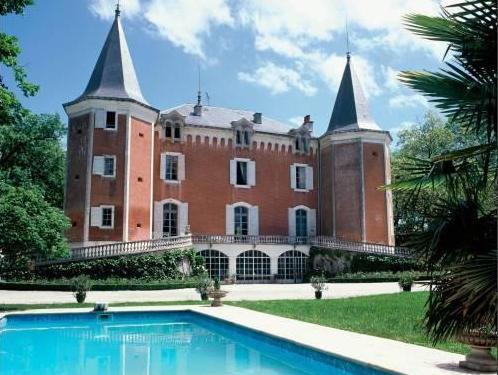 Le Pavillon du Chateau, Hotel & SPA, Tarn