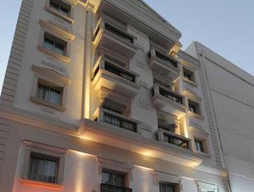Hotel Tiba, Sidi El Béchir