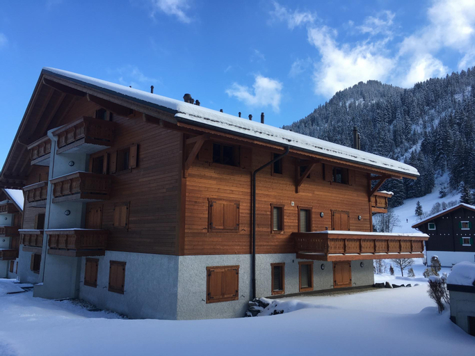 Edelweiss B31 - 3 Bedroom Apartment, Monthey