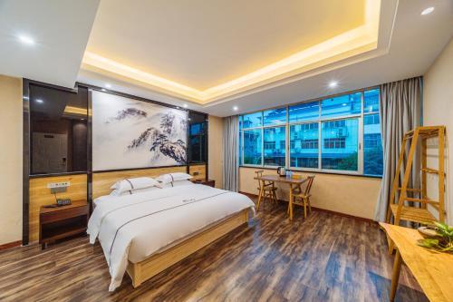 Huazhu Wuyishan Imperial Tea Honours Guesthouse, Nanping