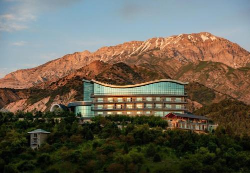 Tibet Mounts Flora, Bo'stonliq