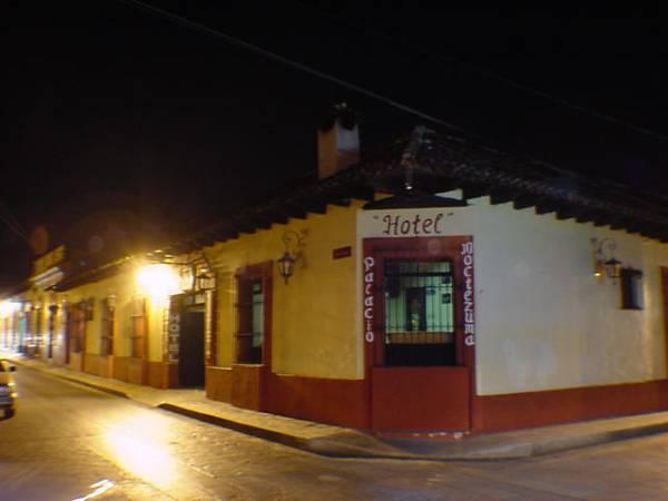 Palacio de Moctezuma, San Cristóbal de las Casas