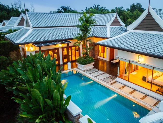 Pimann Buri Pool Villas Ao Nang Krabi, Muang Krabi