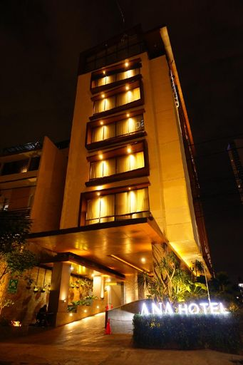 Ana Hotel Jakarta Thamrin, Jakarta Pusat