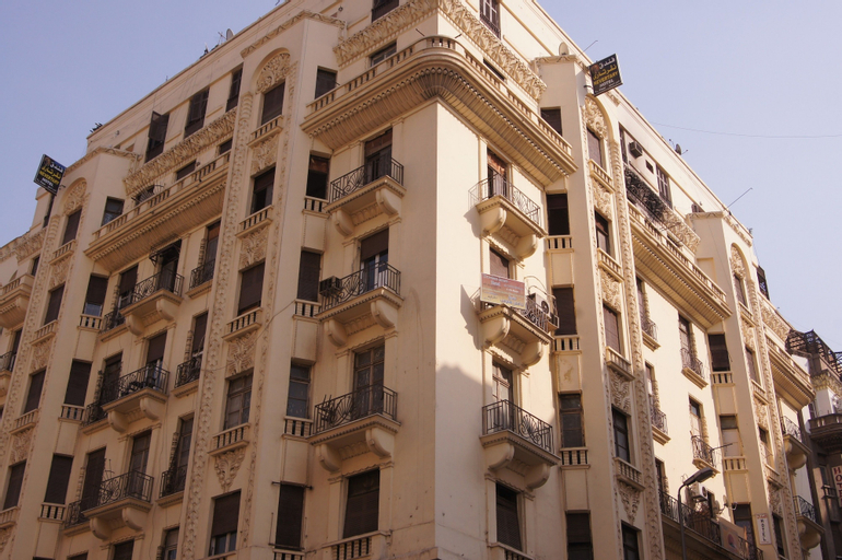 Mesho Inn Hostel, 'Abdin