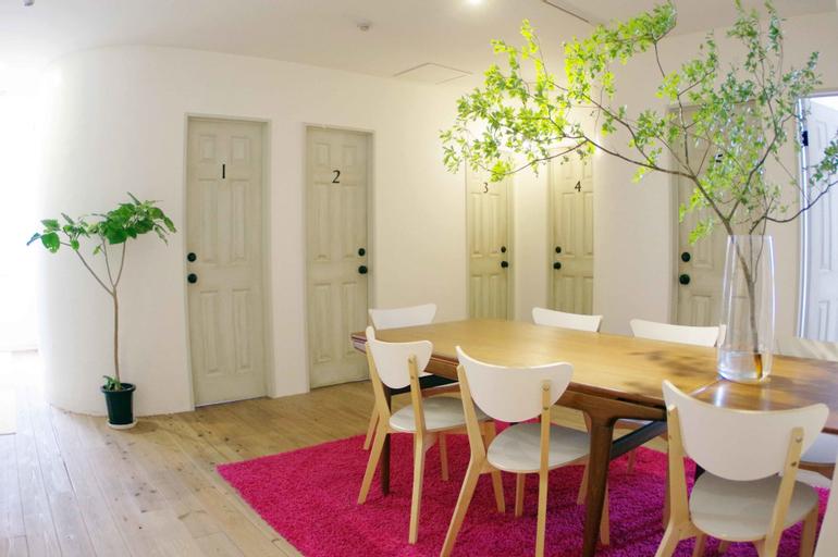 TEN to SEN coco Guesthouse for Female, Takamatsu