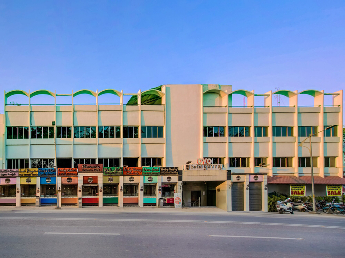 Capital O 1864 Hotel Yuvraj, Ranchi