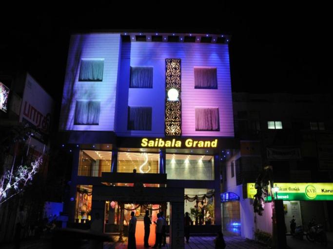 Saibala Grand Hotel, Kancheepuram