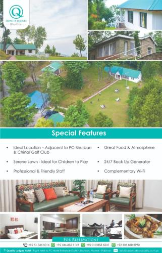 Quality Lodges Bhurban, Rawalpindi