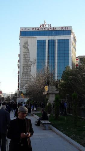 Mesopotamia Hotel, Merkez