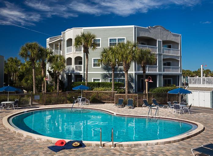 Hibiscus Oceanfront Resort, Saint Johns