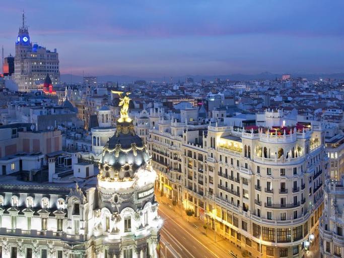 The Principal Madrid Hotel, Madrid