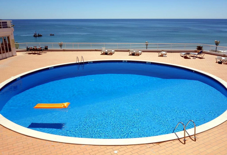 Apartment With one Bedroom in Albufeira, With Wonderful sea View, Pool, Albufeira