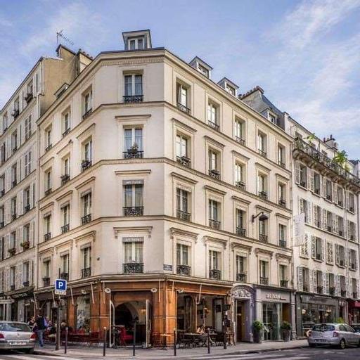 Art Hotel Batignolles, Paris