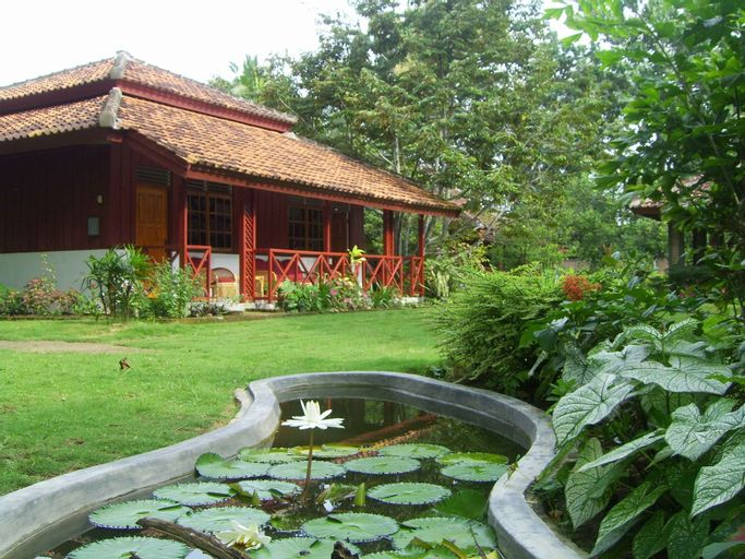 The Satwa Elephant Ecolodge, East Lampung