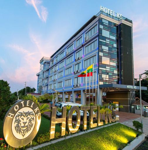 Hotel KS, Mawlamyine