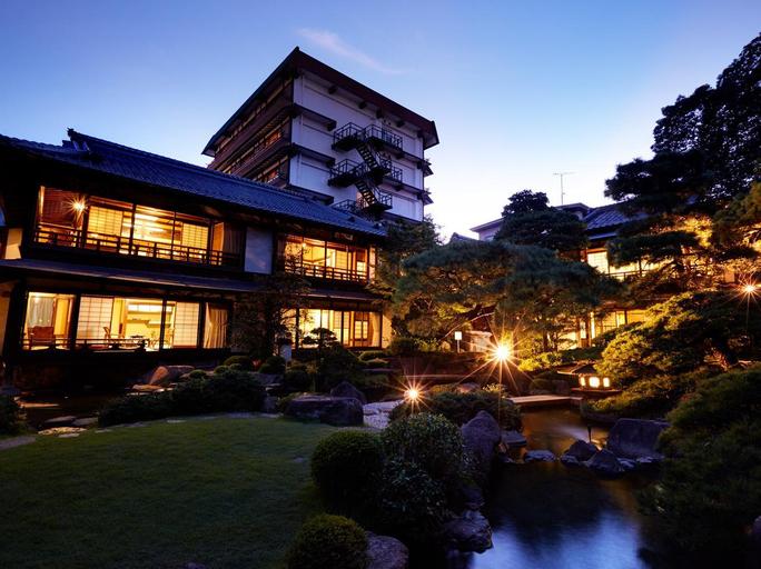 Matsudaya Hotel, Yamaguchi