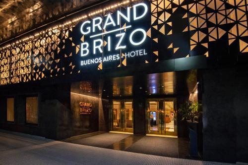 Grand Brizo, Distrito Federal