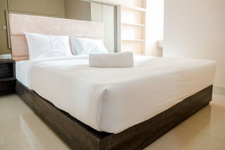 Best Cozy 2BR Sudirman Suites Apt By Travelio, Bandung