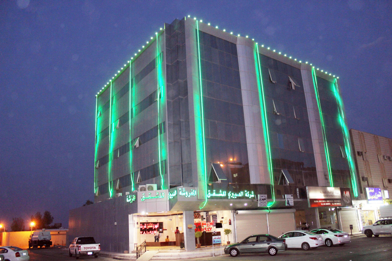 Al Eairy Furnished Apartments Qassim 4,