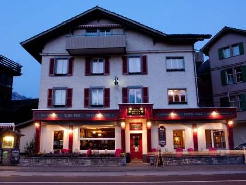 Hotel Tell, Interlaken