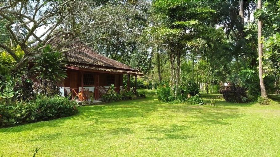 The Satwa Elephant Ecolodge, East Lampung
