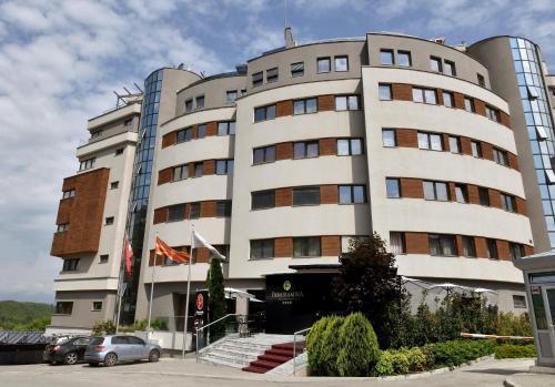 Panoramika Design Hotel Skopje,