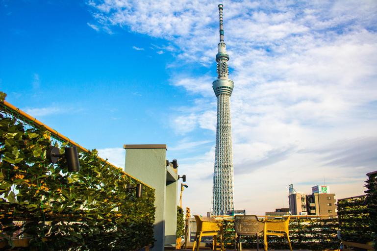 PLAYSIS EAST TOKYO - Hostel, Taitō