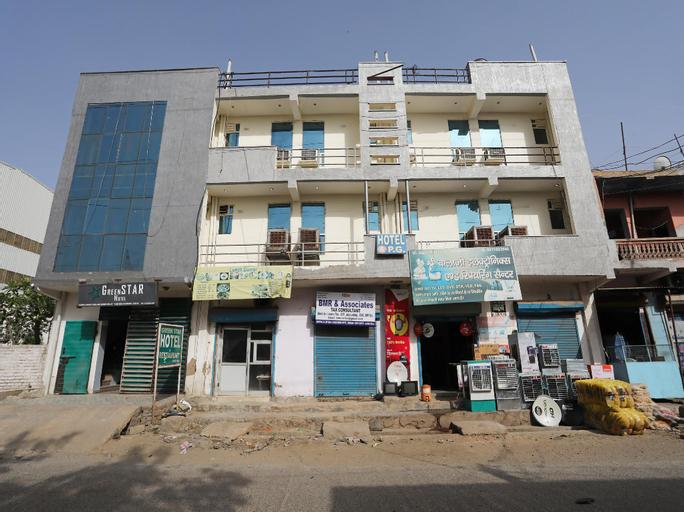 SPOT ON 37919 Green Star Hotel (Pet-friendly), Alwar