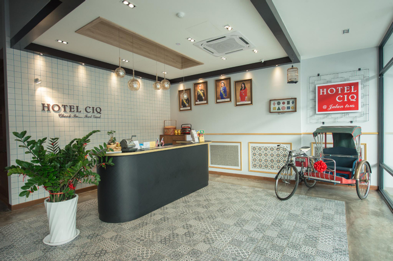 Hotel CIQ Jalan Trus, Johor Bahru
