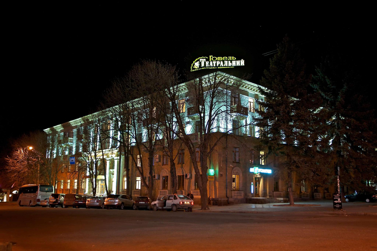 Teatralny Hotel, Zaporiz'ka