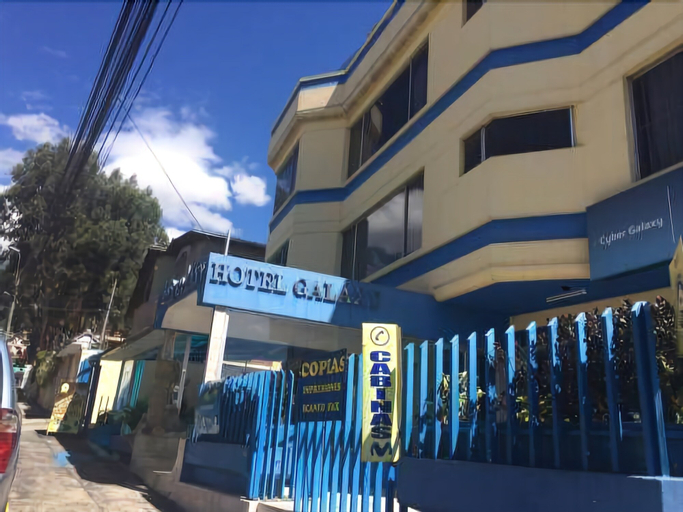 Galaxy Apart Hotel, Quito