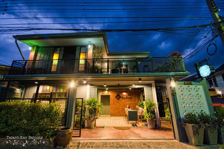 Talardkao Balcony Krabi House, Muang Krabi