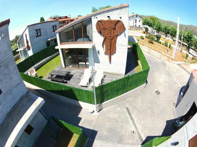 Cabañas la Senda de los Elefantes, Cantabria