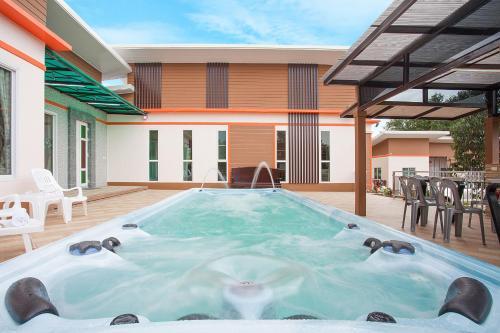 Melodious Villa, Bang Lamung