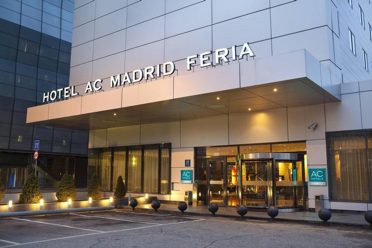 AC Hotel Madrid Feria by Marriott, Madrid
