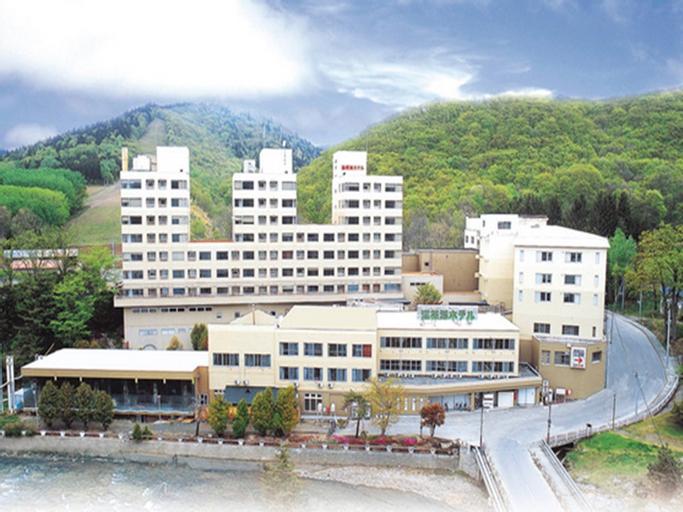 Onneyu Hotel Shiki Heianno-yakata, Kitami
