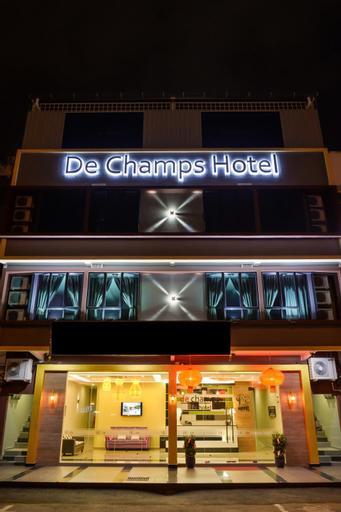 De Champs Hotel, Kuantan