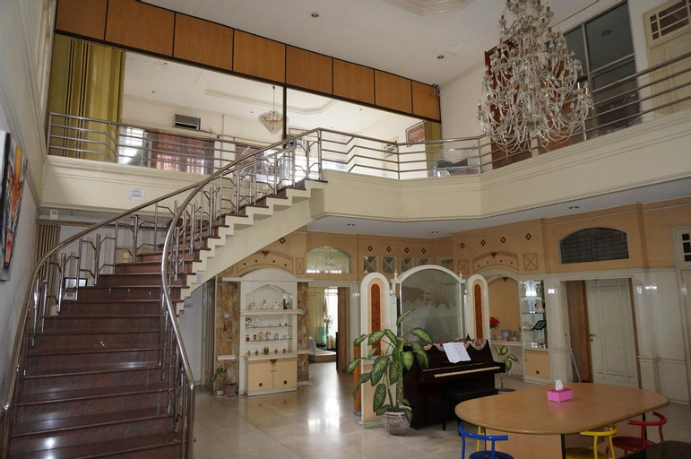 Yogyakarta Backpacker - Casa Raffles, Yogyakarta