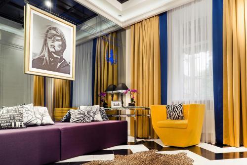 Mirax Sapphire Boutique Hotel, Kharkivs'ka
