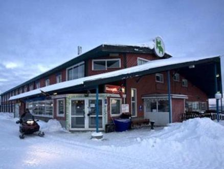 Hotell E-10, Kiruna